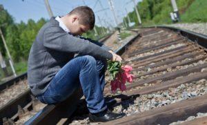 Парень жалеет о разрыве отношений